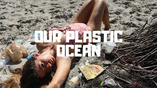 Plastic in the Ocean. SAVE OUR SEAS! #plasticfreewithslv