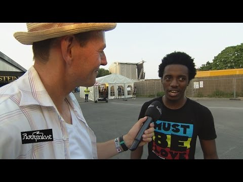 Romain Virgo Interview | Rockpalast