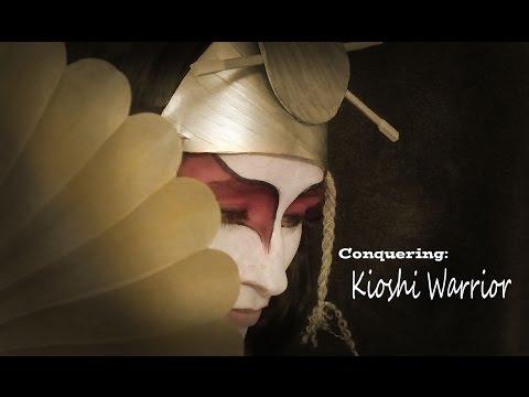 Conquering Makeup: Kioshi Warrior