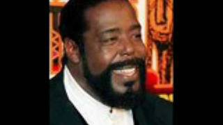 Barry White - Standing in the shadows of love (Original + Lyrics)