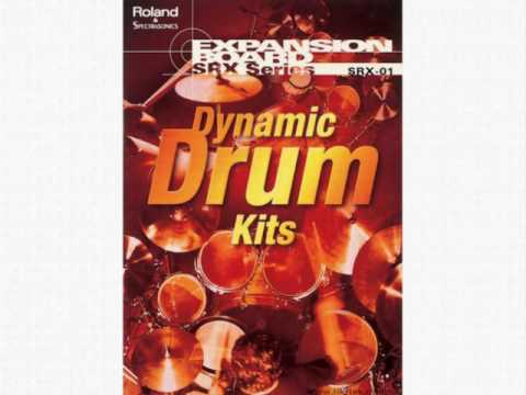 Roland SRX 01 Drum Kits