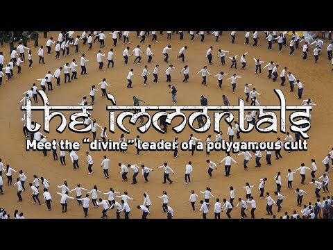 """The Immortals. Meet the """"divine"""" leader of a polygamous cult."""
