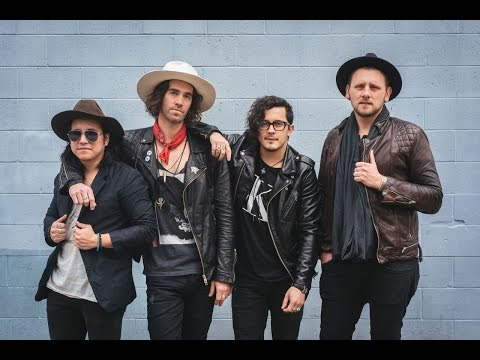 American Authors  - Artist Stories - Interview (2016) - Part 1