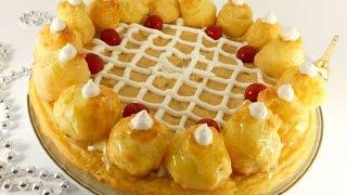 Торт 'Сент-Оноре'