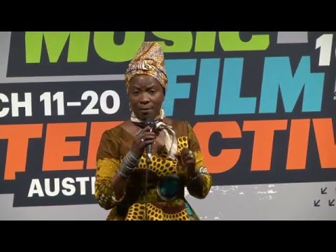 SXSW Interview: Angelique Kidjo | SXSW Music 2016