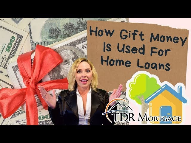 How Gift Money Is Used For Home Loans | Rancho Cucamonga | Upland | Fontana