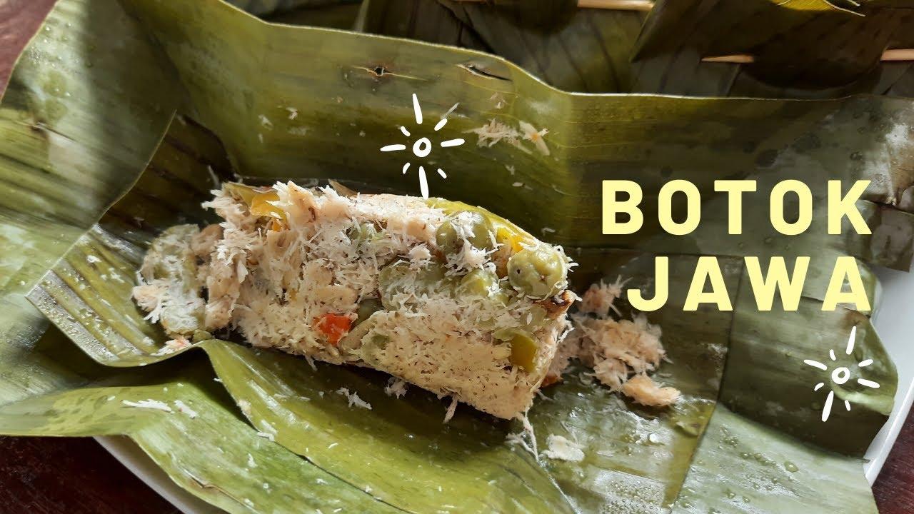 Makanan Tradisional Khas Daerah: Botok Jawa