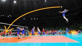 Fastest Serves in Volleyball History (HD)