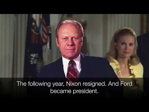 America's Presidents - Gerald Ford