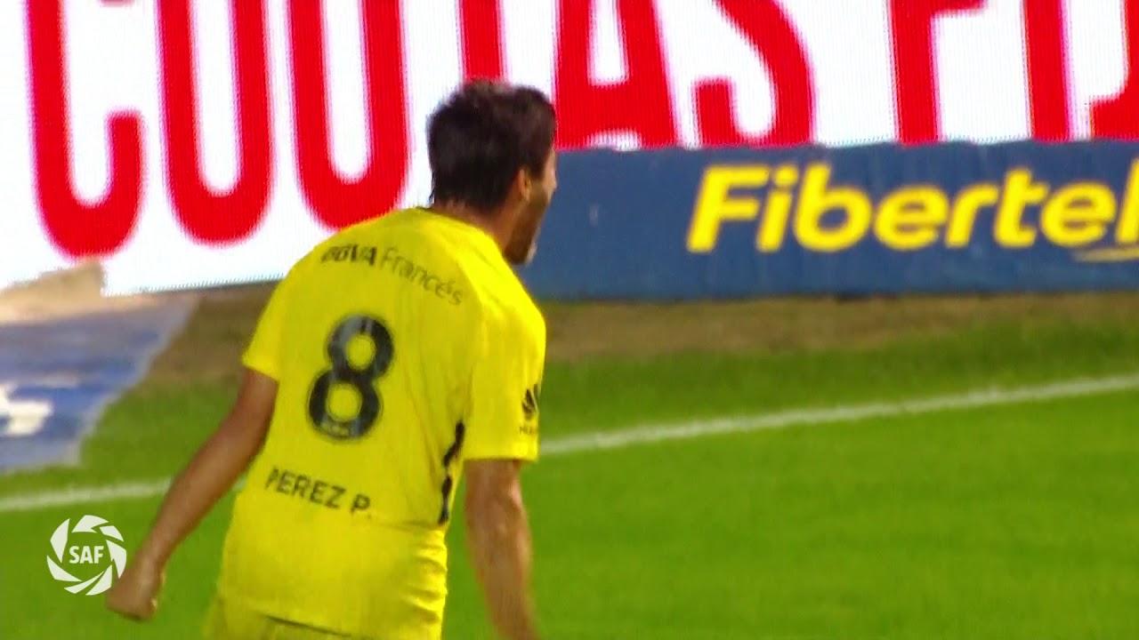 Boca Juniors 3-0 Olimpo Bahia Blanca