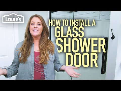 how-to-install-a-glass-shower-door-(w/-monica-from-the-weekender)