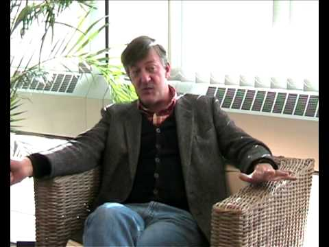 Stephen Fry at Fauna & Flora International- 'How did you first become involved in conservation?'