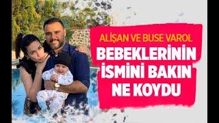 Alişan Ve Buse Varol Ikinci Bebeklerinin Ismini Canlı Yayında Açıkladı