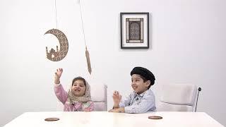 Ramadan With Kids | #Ramadan2021