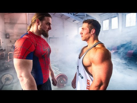 Thumbnail: Strongman VS Bodybuilder - STRENGTH WARS 2k16 #4