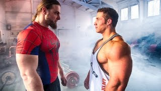 Strongman VS Bodybuilder - STRENGTH WARS 2k16 #4 thumbnail