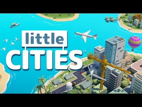 Little Cities - Official Trailer
