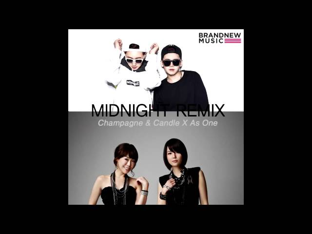 한여름밤의 꿀 MIDNIGHT REMIX (Champagne & Candle X As One)