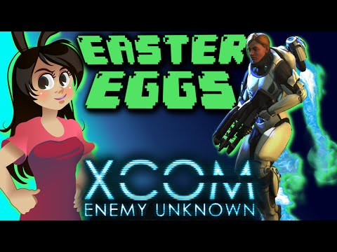 Easter Eggs - XCOM Enemy Unknown: Heroes, Coordinates, Caution Signs, and More.