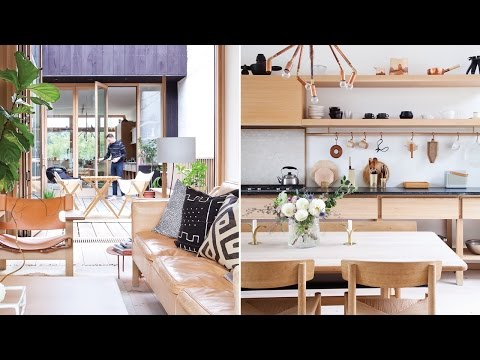 Interior Design – Inside A Bright Scandi-Style Family Home