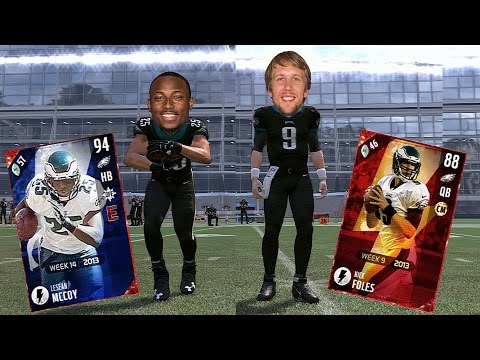 WHAT IF LESEAN MCCOY AND NICK FOLES WERE STILL ON THE SAME TEAM?!
