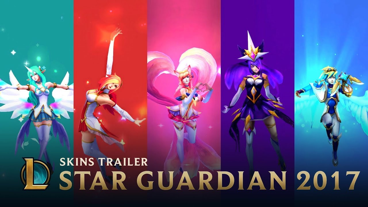 Surrender At 20 Star Guardian Content Now Available