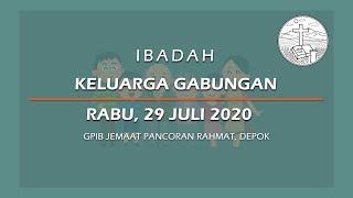 29 Juli, 2020 - IKG - Upah Dari Kesetiaan