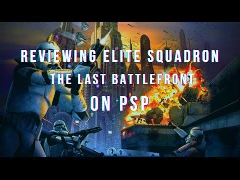 Star Wars: Battlefront: Elite Squadron Review