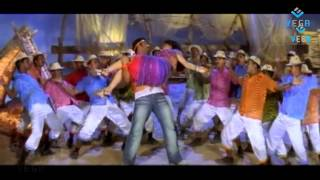 Simhadri Movie Songs - Chinadamma Cheekulu Song - Simhadri, Jr NTR, Ramya Krishna