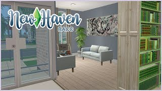 The Sims 2 // BACC New Haven    // 51 // Decorating the Library, Part 2 (Livesimming)