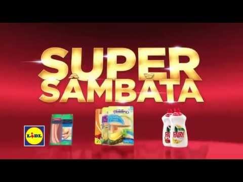 Super Sambata la Lidl • 26 Septembrie 2015