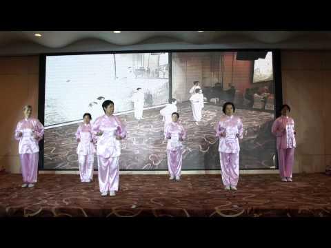 Health Qigong Warm Up Exercise