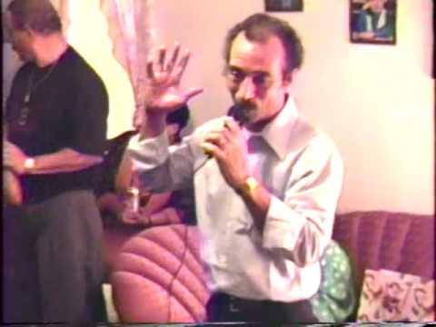 Parranda Diciembre 24, 1993 (La Familia Soto) Yonkers, New York