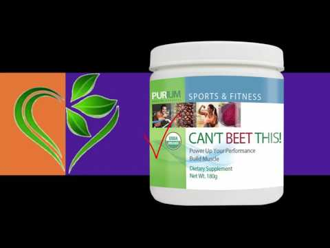 Can't Beet This Purium Health Product Superfood