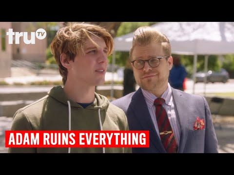 Adam Ruins Everything  Why You Won't Drop Out and Become Bill Gates  truTV