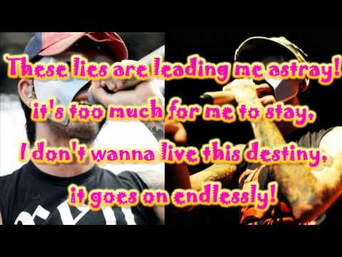 Hollywood Undead - This Love, This Hate Lyrics FULL HD (New Original Version)