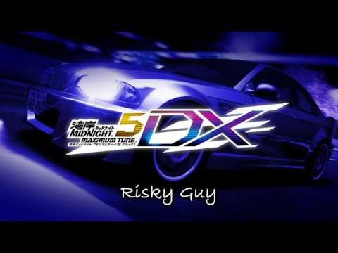 Risky Guy - Wangan Midnight Maximum Tune 5DX Soundtrack