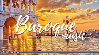 Classical Music - Baroque Music for Studying & Brain Power