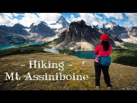 Mount assiniboine, also known as assiniboine mountain, is a pyramidal peak mountain located. Mount Assiniboine Provincial Park British Columbia Destimap Destinations On Map