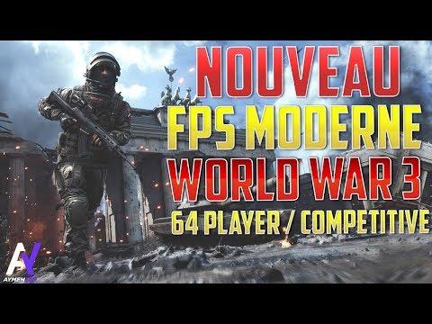 CE NOUVEAU FPS MODERNE VA REMPLACER Battlefield ? World War 3 thumbnail