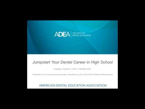 Jumpstart Your Dental Career in High School