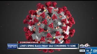 Lowe's spring Black Friday sal…