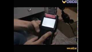 How to use D900 CANBUS OBD2 Live PCM Data Code Reader