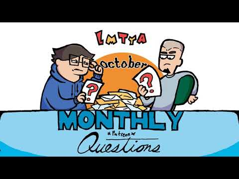 Thumbnail: LMTYA Questions Of The Month for October 2017