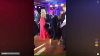 Лопырева вернулась в Москву на свадьбу / Перископ Лопырёвой 2016 на TopPeriscope.Ru
