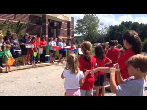 Centennial Arts Academy ALS Ice Bucket Challenge