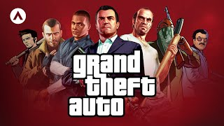 The History of Grand Theft Auto