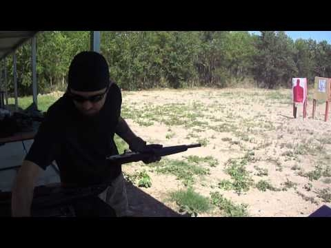Check Out What It's Like Shooting a Mosin-Nagant Pistol [VIDEO]