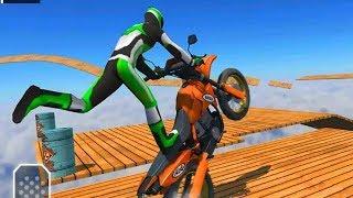 Extreme Bike Stunts Games 2019 #Motor Bike Games 3D For Android #Bike Games To Play #Games Android