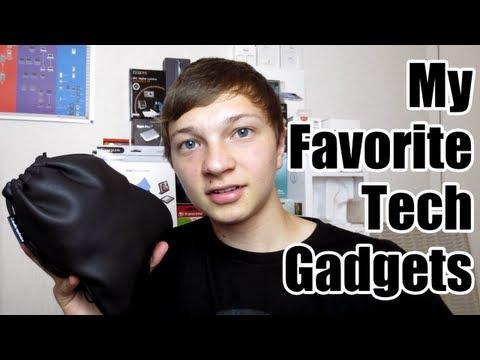 My Favorite Tech Gadgets